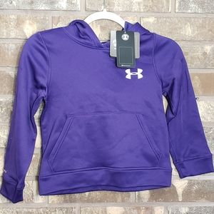 Under Armour Purple Hoodie size XS
